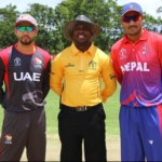 United Arab Emirates vs Nepal, 2nd ODI