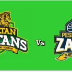 Multan Sultans vs Peshawar Zalmi Prediction