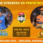 Adelaide Strikers Vs Perth Scorchers Prediction