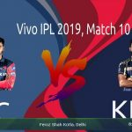 Delhi Capitals vs Kolkata Knight Riders Prediction