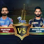 Rajasthan Royals vs Kolkata Knight Riders Prediction