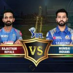 Mumbai Indians vs Rajasthan Royals Prediction