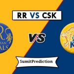 Rajasthan Royals vs Chennai Super Kings Prediction