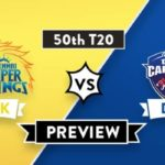 Chennai Super Kings Vs Delhi Capitals Prediction