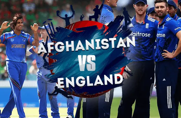 Image result for Afghanistan VS England
