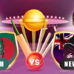 Bangladesh Vs New Zealand Prediction