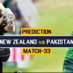 New Zealand Vs Pakistan Match Prediction