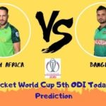 South Africa Vs Bangladesh Match Prediction