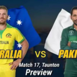 Australia Vs Pakistan  Match Prediction