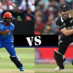 Afghanistan Vs New Zealand Match  Prediction