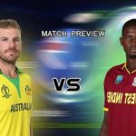 Australia Vs West Indies match Prediction