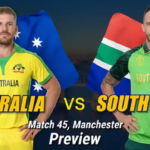 Australia Vs South Africa match Prediction