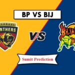 Belagavi Panthers vs Bijapur Bulls Prediction