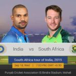 India Vs South Africa 2nd T20 Prediction