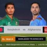 Bangladesh vs Afghanistan 3rd T20 Prediction