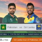 Pakistan vs Sri Lanka 2nd T20 Prediction