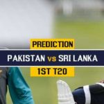Pakistan Vs Sri Lanka 1st T20 Prediction