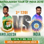 India Vs Bangladesh  1st T20 Prediction