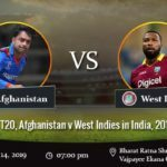 Afghanistan Vs West Indies 1st T20 Prediction