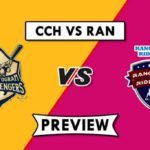 Chattogram Challengers vs Rangpur Rangers T20 Prediction