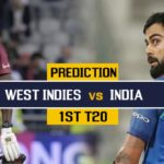 India vs West Indies 1st T20 Prediction