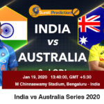 India Vs Australia 3rd  Final ODI Prediction