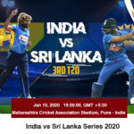 India Vs Sri Lanka 3rd T20 Prediction
