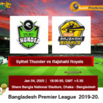 Sylhet Thunder vs Rajshahi Royals T20 Prediction