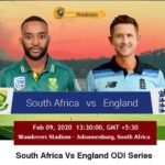 South Africa vs England 3rd ODI Prediction