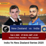 New Zealand vs India 1st ODI Prediction