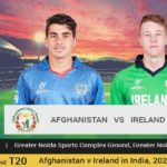 Afghanistan vs Ireland 3rdT20 Match Prediction