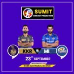 Kolkata Knight Riders vs Mumbai Indians IPL Match Prediction