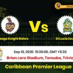 Trinbago Knight Riders vs St Lucia Zouks Final Match Prediction