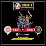 Royal Challengers Bangalore vs Kings XI Punjab IPL Match Prediction
