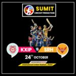 Kings XI Punjab Vs Sunrisers Hyderabad IPL Match Prediction
