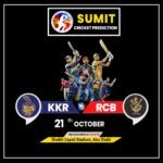 Kolkata Knight Riders vs Royal Challengers Bangalore IPL Match Prediction