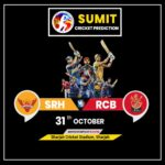 Royal Challengers Bangalore vs Sunrisers Hyderabad IPL Match Prediction
