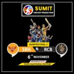 sunrisers Hyderabad Vs Royal Challengers Bangalore IPL Match Prediction