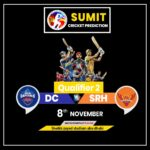 Delhi Capitals vs Sunrisers Hyderabad IPL Match Prediction