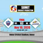 Mumbai Indians Vs Delhi Capitals IPL Final Match Prediction