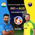 Australia vs India 3rd ODI Match Prediction