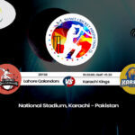 KARACHI KINGS VS LAHORE QALANDARS 11TH MATCH PREDICTION