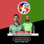 Ireland vs South Africa 1st T20 Match Prediction